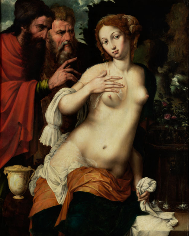 Vincent Sellaer, Italo-flämischer Maler, tätig um 1538 - 1544