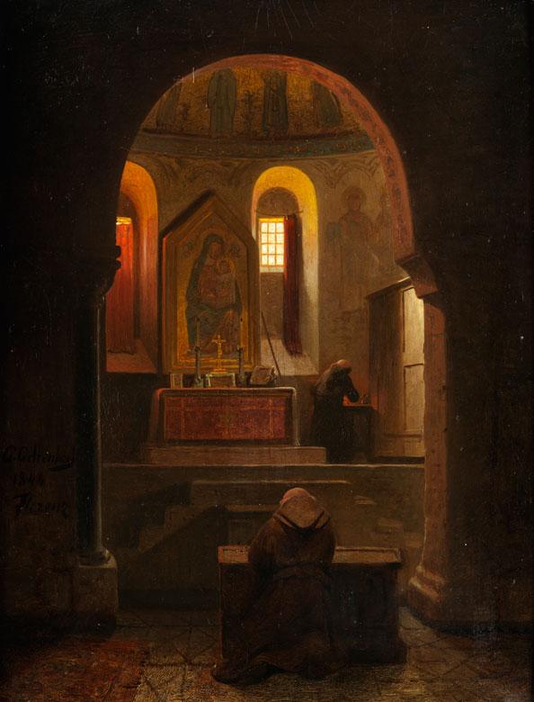 Andreas Achenbach, 1815 Kassel - 1910 Düsseldorf