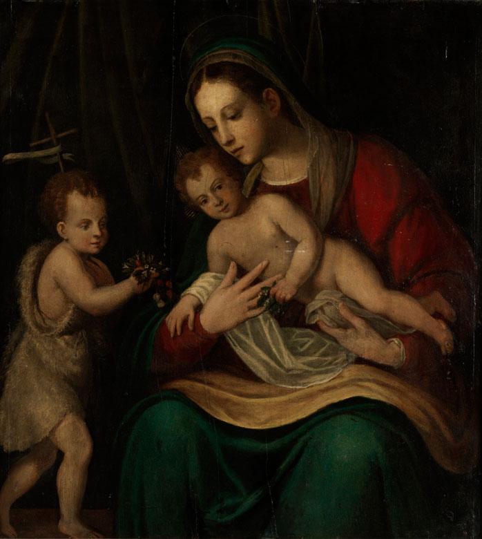 Callisto Piazza, um 1500 Lodi - um 1561, Art des