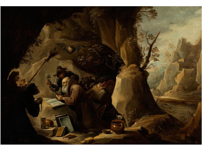 Maler des 17. Jahrhunderts, Umkreis Teniers