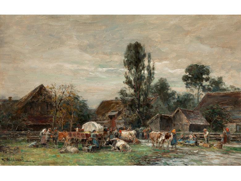 Karl Stuhlmüller, 1859 München - 1930 Etzenhausen