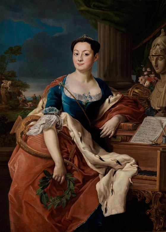 Pompeo Batoni und Werkstatt, 1708 Lucca - 1787 Rom
