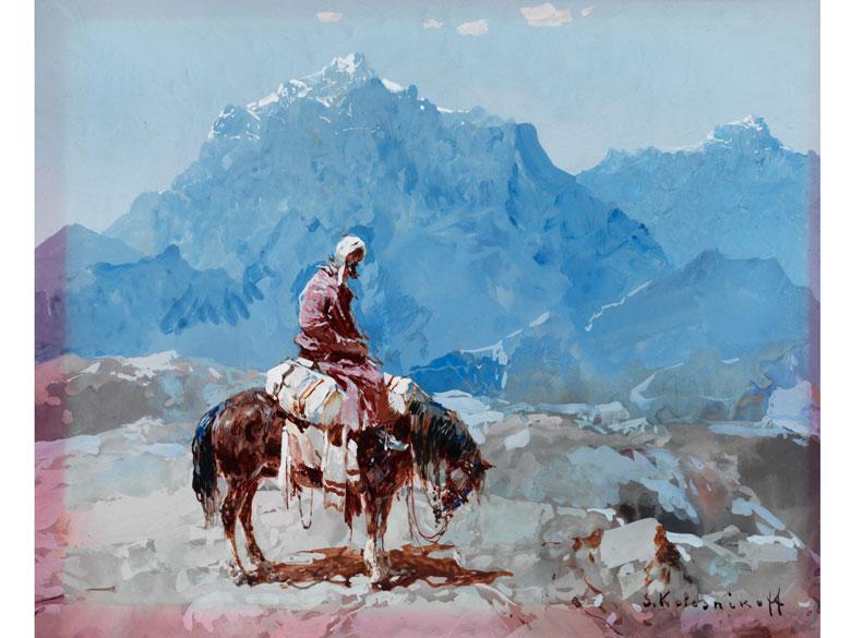 Stepan Kolesnikoff, 1879 - 1955