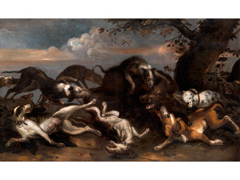Frans Snyders, 1579 - 1657, und Werkstatt