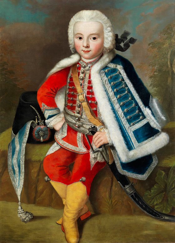 Hofmaler des 18. Jahrhunderts