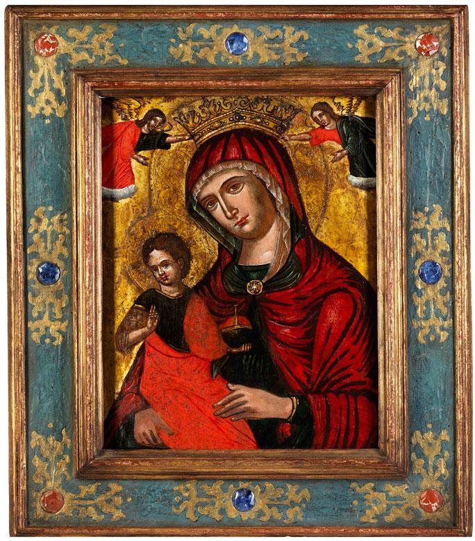 Veneto, Kretischer Maler des 16. Jahrhunderts