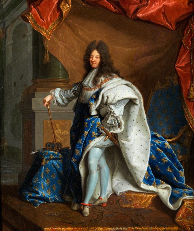 Hyacinthe Rigaud, 1659 Perpignan - 1743 Paris, Werkstatt
