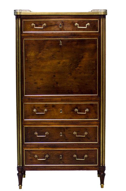 kleiner louis xvi sekret r hampel fine art auctions. Black Bedroom Furniture Sets. Home Design Ideas