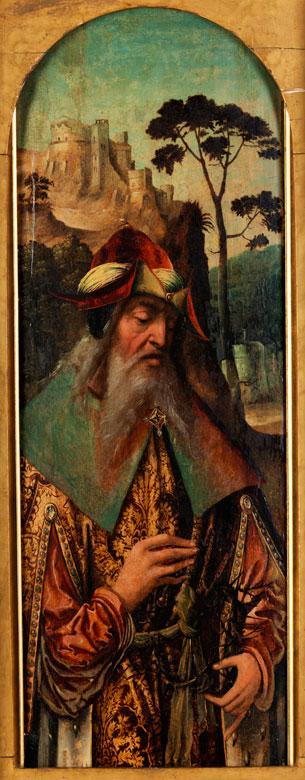 Flämischer Maler, Ende des 15. Jahrhunderts