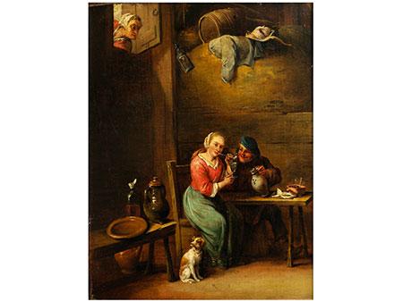 David Teniers, 1610 - 1690, Nachfolge