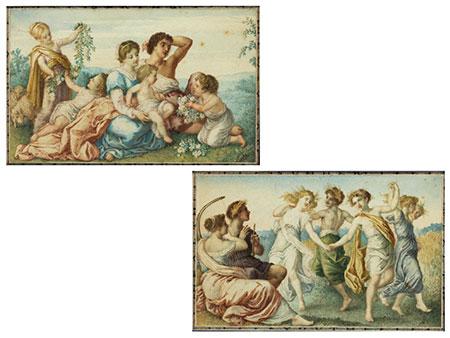 Maler/ Aquarellist des 19. Jahrhunderts