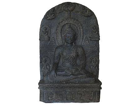 Buddha-Stele