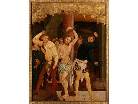 Hans Leonhard Schäufelein und Werkstatt, um 1480 wohl Nürnberg - um 1540 Nördlingen