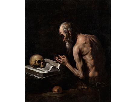 Hendrick van Somer, 1615 Amsterdam - 1684 Neapel, zug.