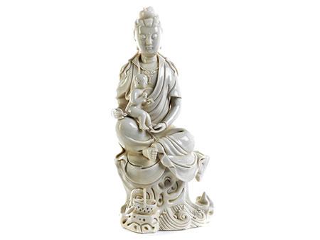 Blanc de Chine Guan Yin