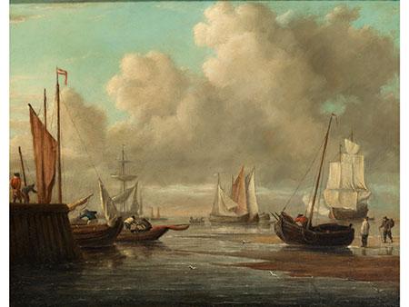 Aernout (Johann Arnold) Smit, 1641 - 1710