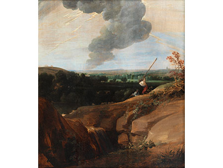 Jacques d' Arthois, 1613 Brüssel - 1686