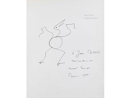 Max Ernst,1891 Brühl - 1976 Paris