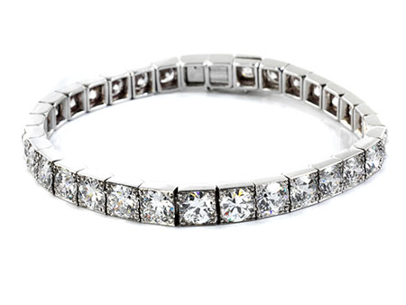Diamantarmband von Cartier