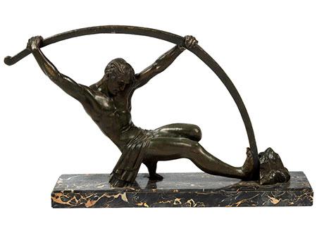 Dimitri Chiparus, 1886 Dorohoi, Rumänien - 1947 Paris