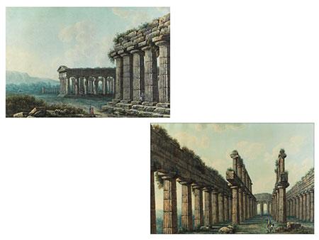 Italienischer Vedutenmaler um 1800