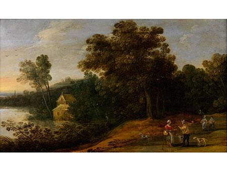 Lodewyck de Vadder, 1605 Grimbergen - 1655 Brüssel, zug.