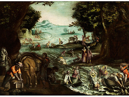 Flämischer Maler, Ende 16./ Anfang 17. Jahrhundert