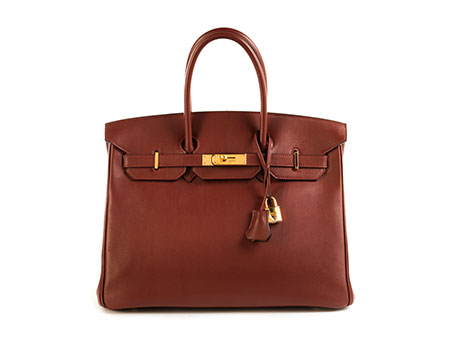 "Hermès Birkin 35 cm ""Rouge"""