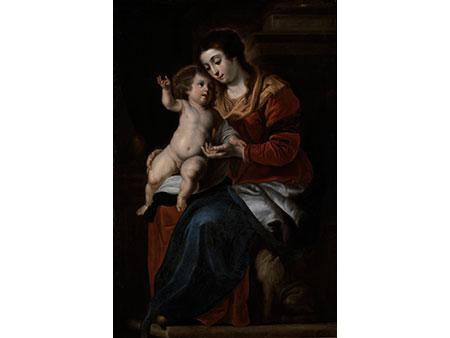 Gaspar de Crayer, 1582 Antwerpen - 1669 Gent