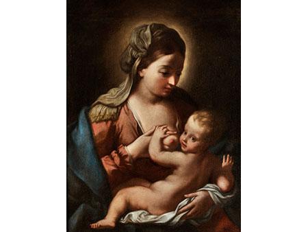 Elisabetta Sirani, 1638 Bologna - 1665