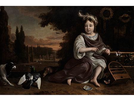 Jan Weenix, 1640 Amsterdam - 1719