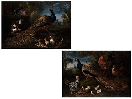David de Coninck, 1639 Antwerpen - 1700 Brüssel