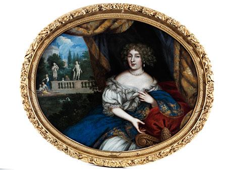 Henri Gascar (auch Gascard), 1635 Paris - 1701 Rom