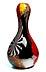 Detailabbildung: Seltene Dino Martens Oriente Vase