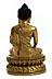 Detail images: † Bedeutende Bronzefigur des Buddha