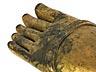 Detail images: † Weit überlebensgroßer linker Fuß einer Buddhafigur