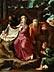 Detailabbildung:  Italienischer Maler um 1600
