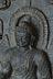 Detail images: Buddha-Stele