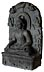 Detail images: Buddha-Stele