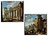 Detailabbildung: Giovanni Paolo Panini, 1691 Piacenza - 1765 Rom
