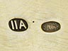 Detail images: Bedeutender Moskauer Kovsch des elften Artels