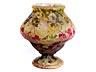 """Detail images: Kleine Glasvase, bezeichnet """"Daum Nancy"""""""