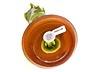 """Detail images: Jugendstil-Vase, signiert """"Gallé"""""""