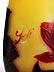 """Detail images: Glasvase mit Magnoliendekor, bezeichnet """"Gallé"""""""