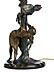 Detail images: Jugendstil-Tischlampe