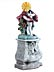 """Detail images: Nymphenburger Gartenskulptur """"Mädchen mit Blütenbouquet"""""""