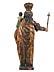 Detail images: Schnitzfigur einer Maria Immaculata mit dem segnenden Jesuskind