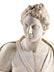Detail images: Klassizistische Büste eines jugendlichen Dionysos