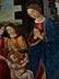 Detail images: Maestro dell'Epifania di Fiesole, aktiv in Florenz, zweite Hälfte 15. Jahrhundert