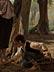 Detail images: Luigi Bechi, 1830 Florenz - 1919 ebenda